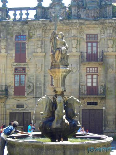 Santiago de Compostela (7) Fonte dos cavalos