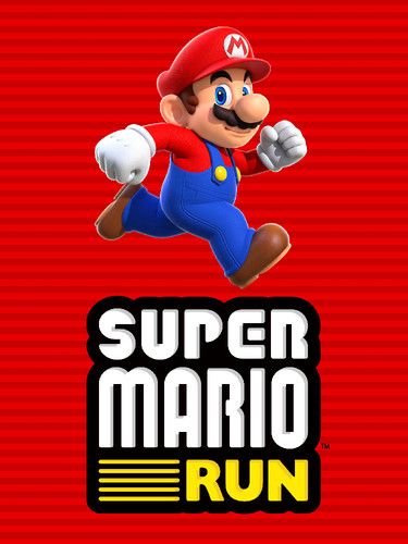 Logotipo Super Mario Run