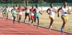Nacionais de atletismo