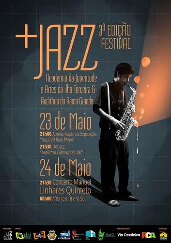 O Jazz em alta na Ilha Terceira...