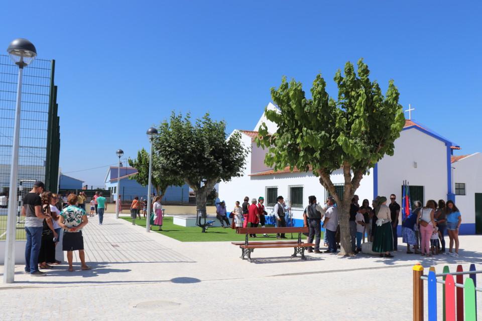 Inauguração Parque Infantil e de Lazer do Granho
