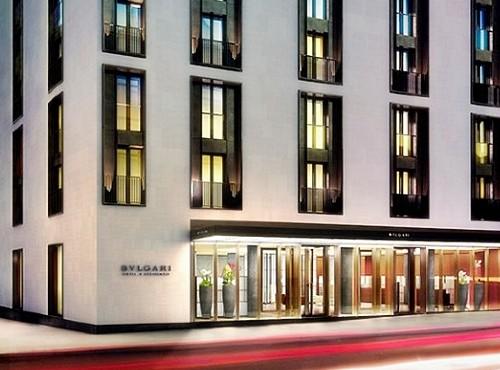 Novos hotéis em 2012 - Londres