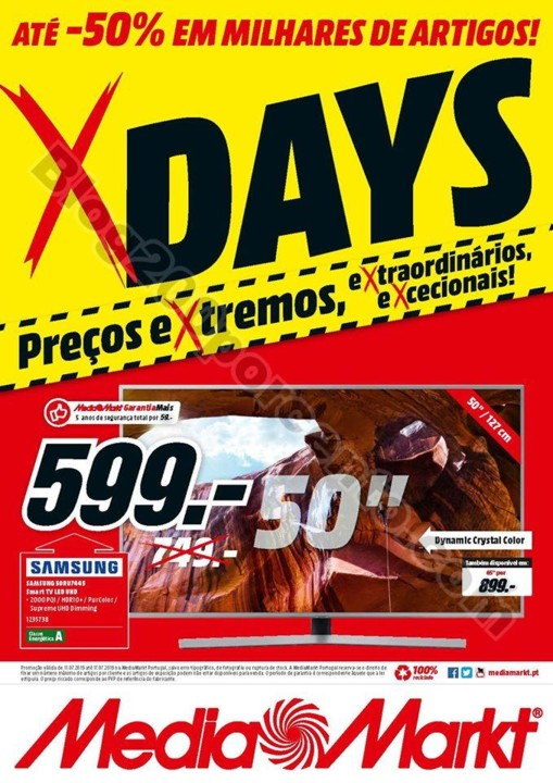 folheto media markt promoções de 11 a 17 julho p