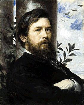 0 Arnold_Böcklin_(1827_-_1901),_Selbstportrait_(1