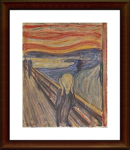 O grito, Edvard Munch
