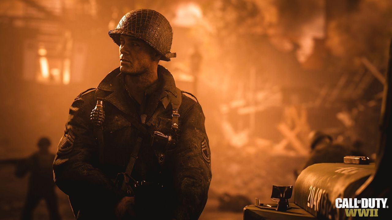 Imagem de Call of Duty: WWII