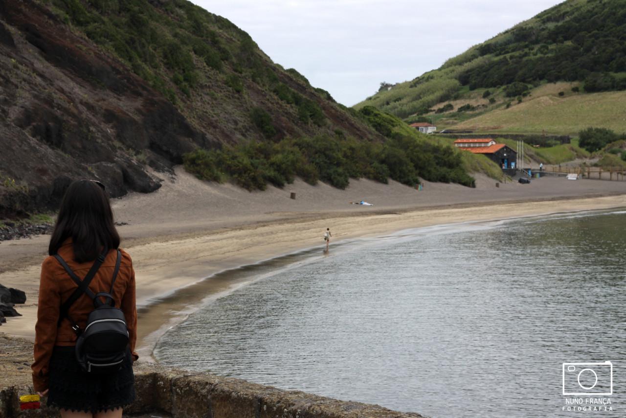 Praia de Porto Pim (Horta)