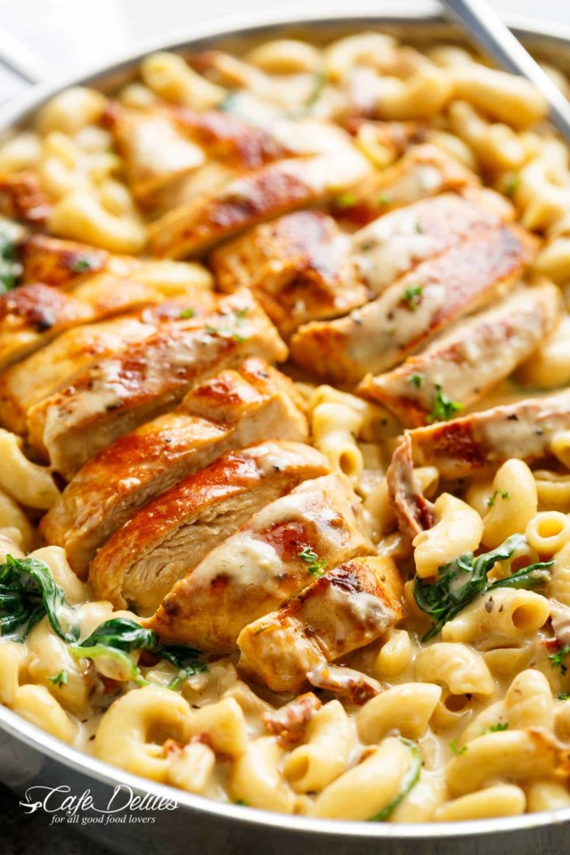 One-Pot-Garlic-Tuscan-Chicken-Mac-And-Cheese-IMAGE