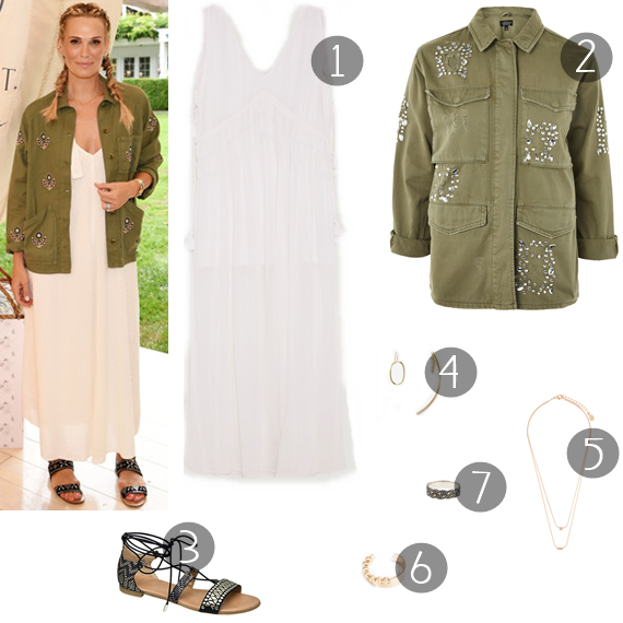 Get Her Look - Molly Sims