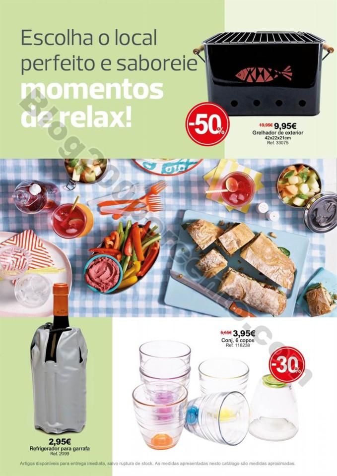 Antevisão Catálogo ESPAÇO CASA Verão 2018  p42