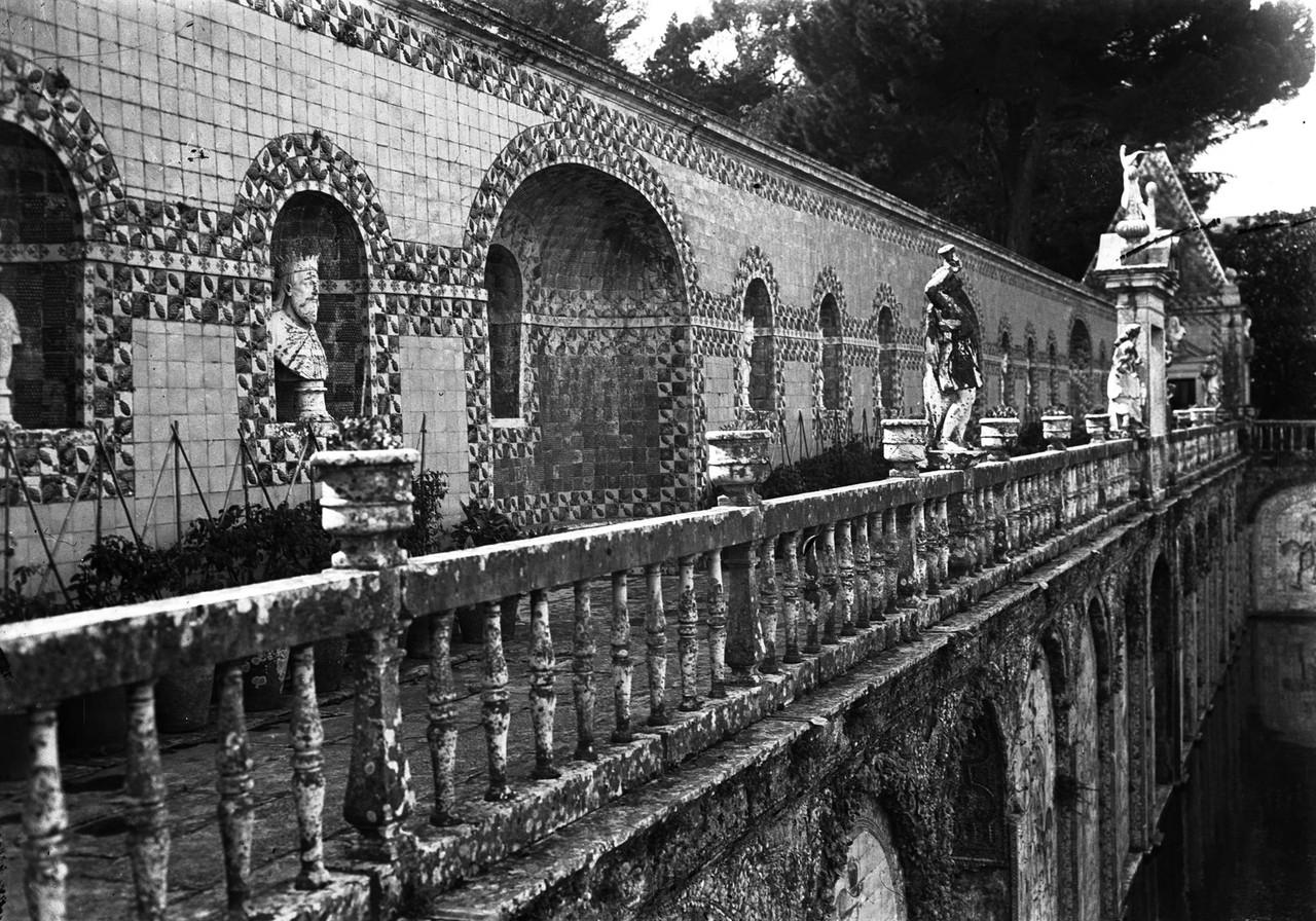 Palácio Marquês de Fronteira, a galeria dos Reis