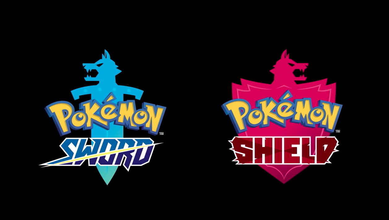 Pokémon Shield and Sword logos background.png