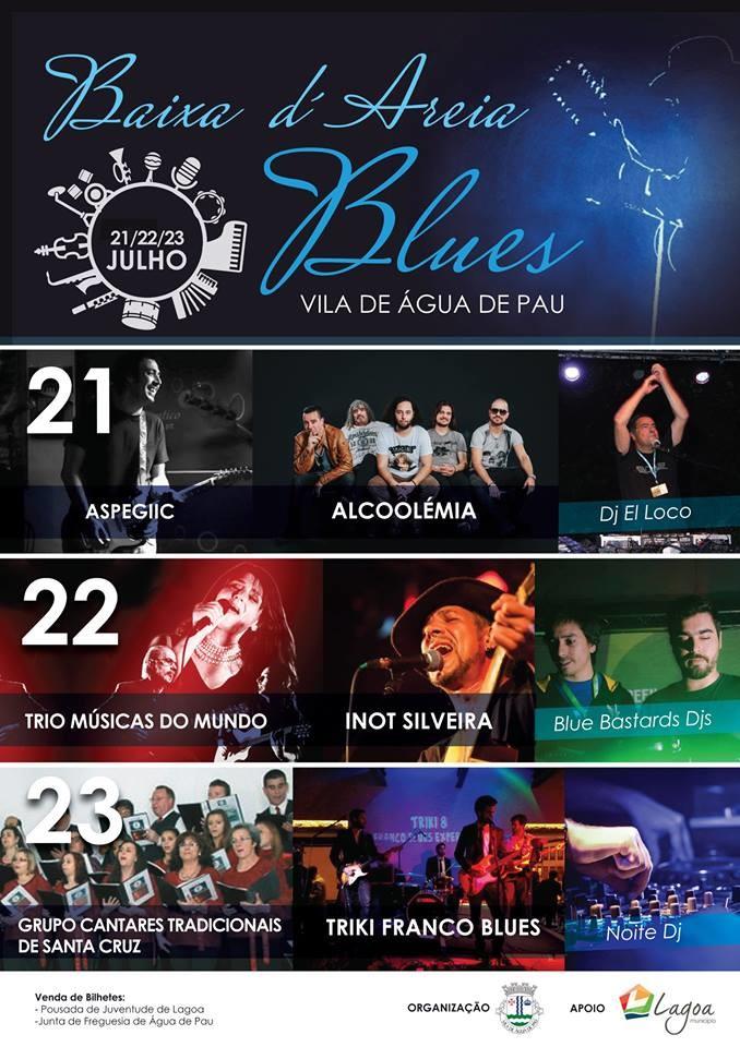21 Julho - 2017 Alcoolémia - Festival Baixa N´ar
