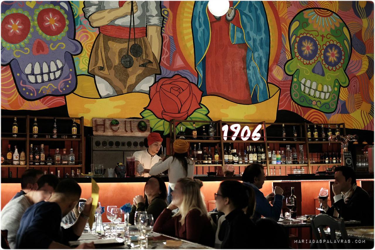El Bulo - Bar | Maria das Palavras