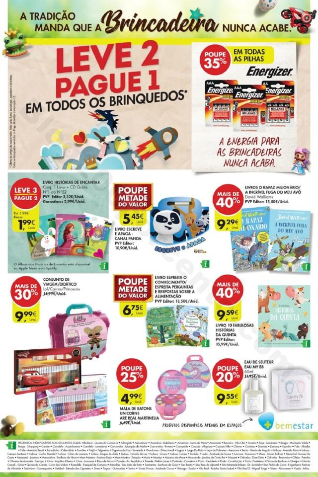 Antevisão Folheto PINGO DOCE Páscoa Promoções