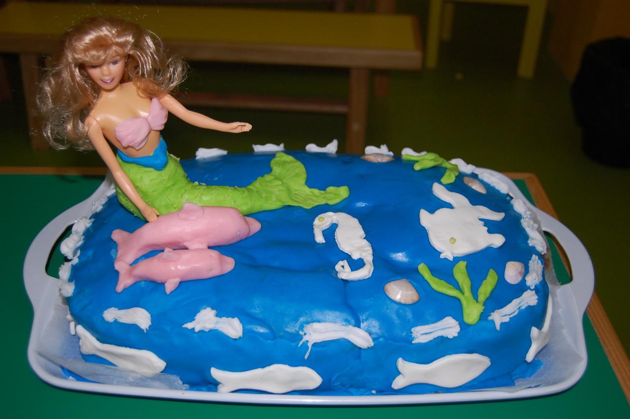 O bolo que a mamã fez