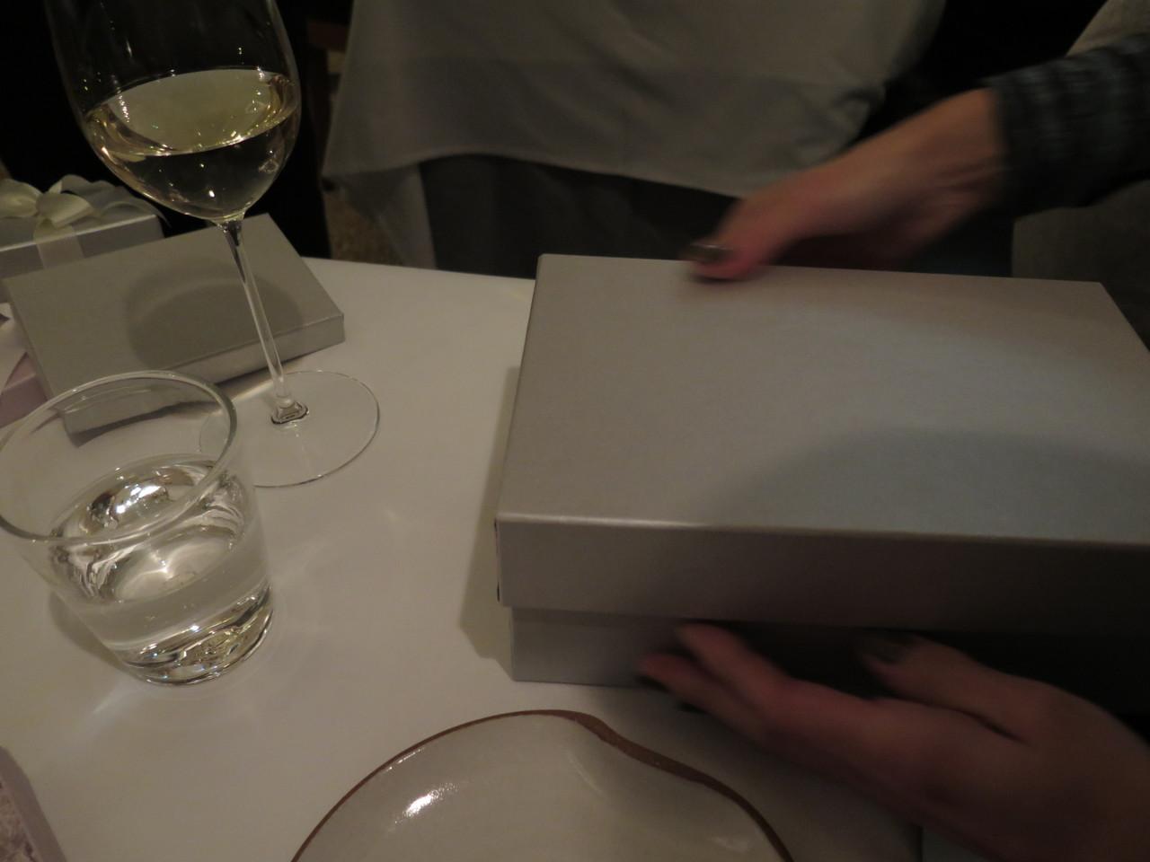 A quinta caixa