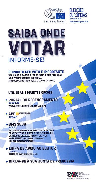Cartaz( Saiba onde votar).jpg