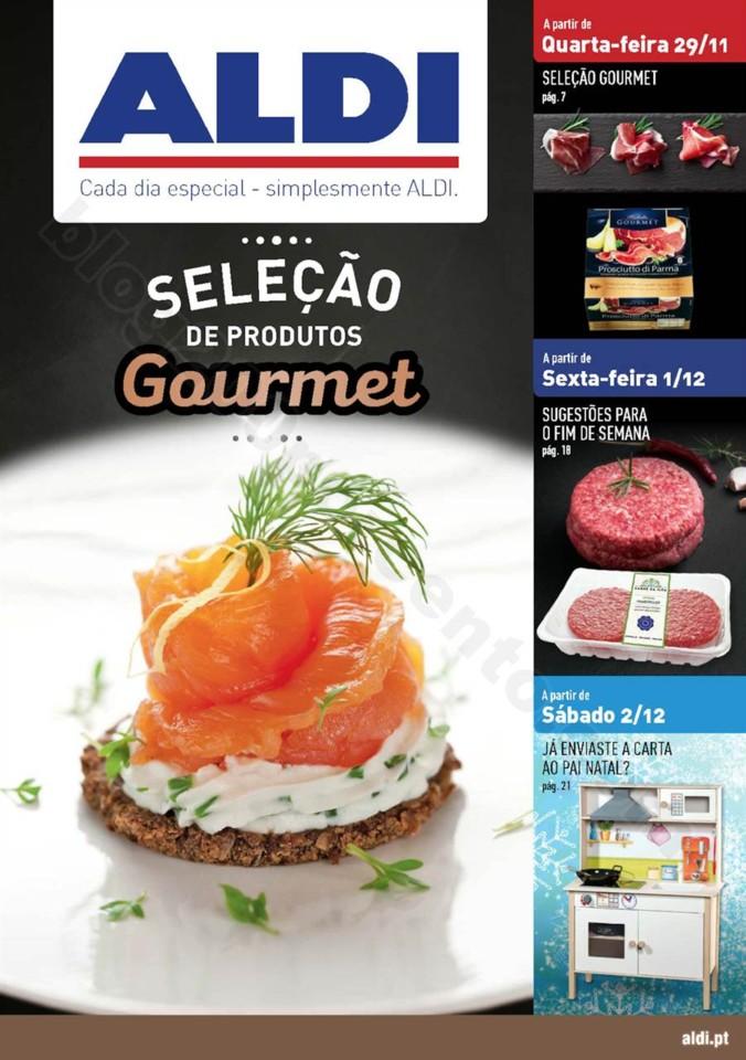 Antevisão Folheto ALDI Promoções a partir de 29