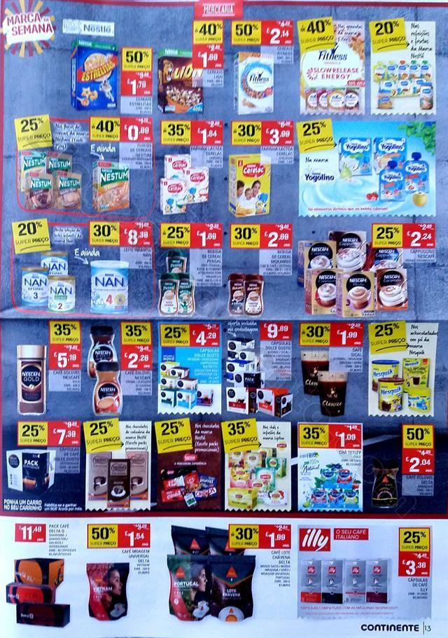 Folheto Promoções Continente Antevisão 11a17jun 2 Parte