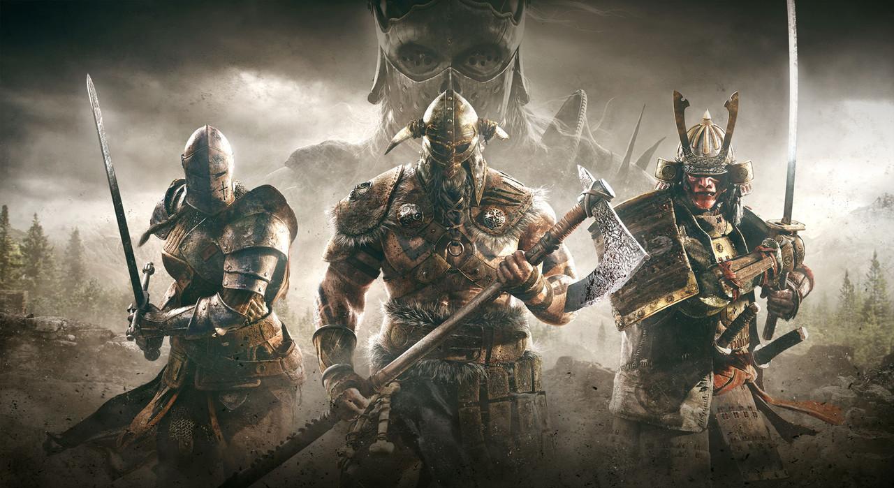 Imagem promocional de For Honor