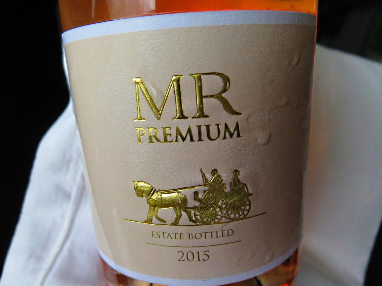 MR Premium Rosé 2015