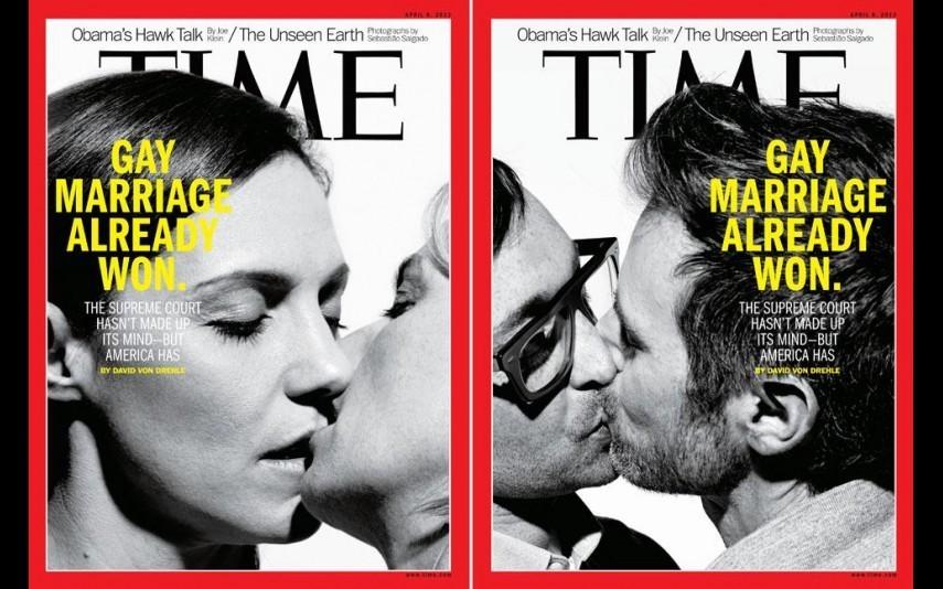 Capa da Revista Time em 8 de abril de 2013