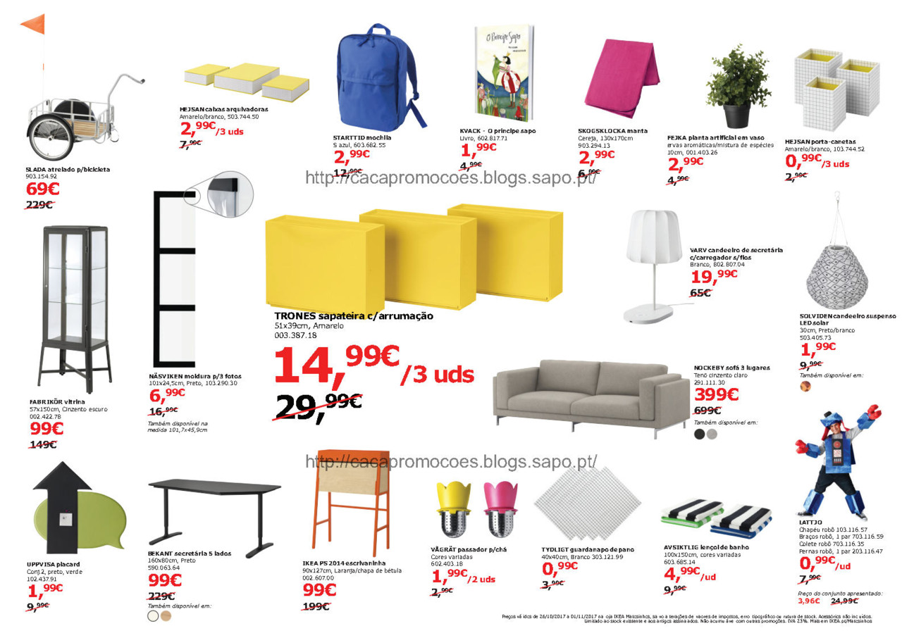 Folheto IKEA Matosinhos_Saldos (Outubro 2017)_Page