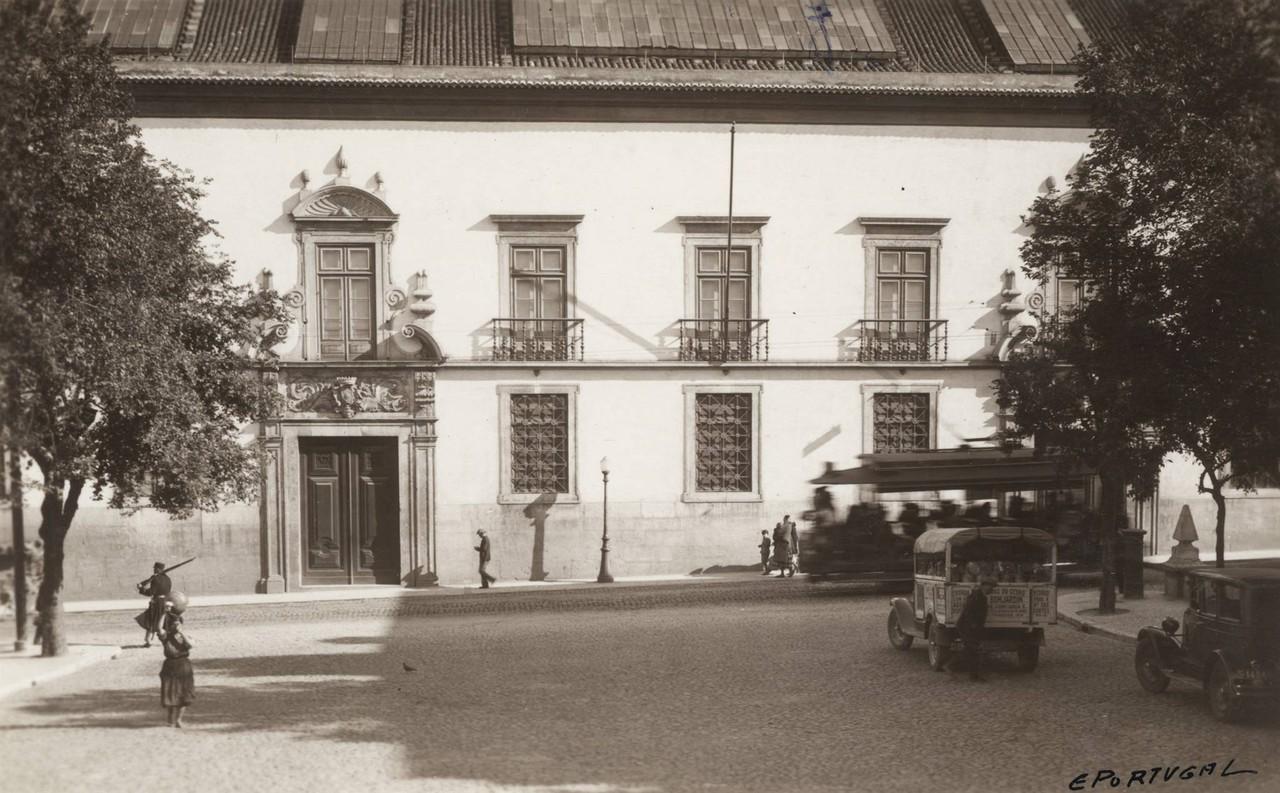 Museu Nacional de Belas-Artes, actual Museu Nacion