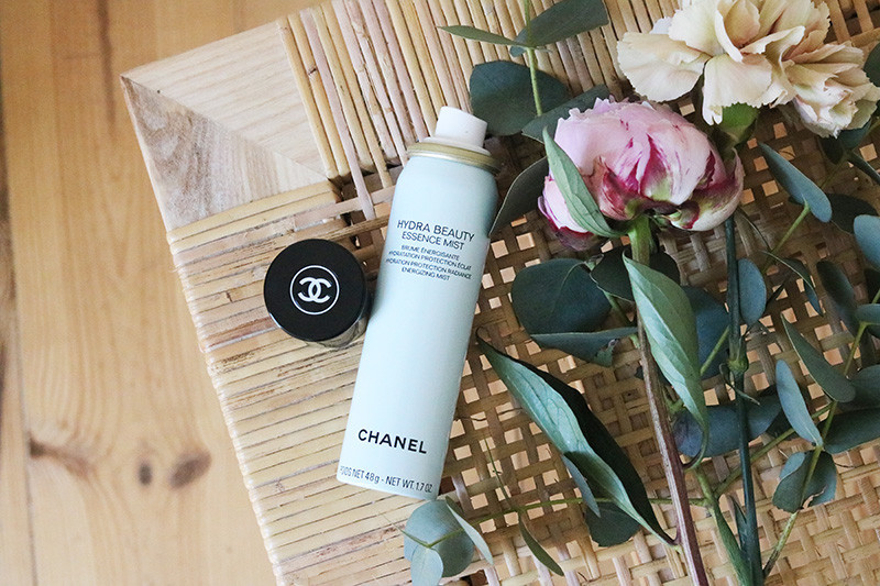 Chanel Hydra Beauty Essence Mist review