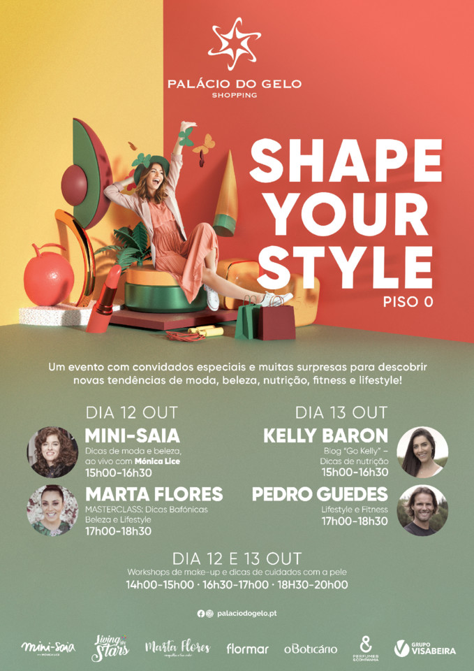 Shape your Style