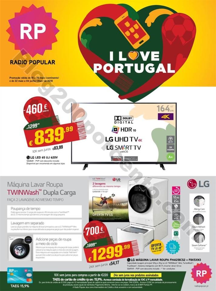 Novo Folheto Promoções Radio Popular 15a28mai
