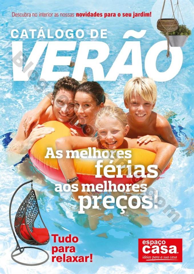 Antevisão Catálogo ESPAÇO CASA Verão 2018  p1.