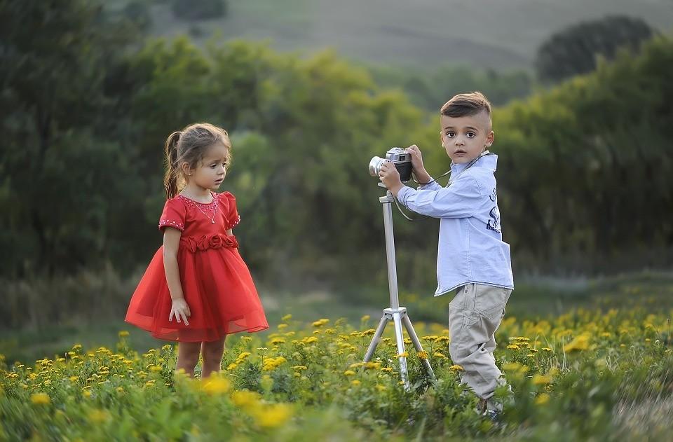 Menino e Menina | Imagem Pixabay