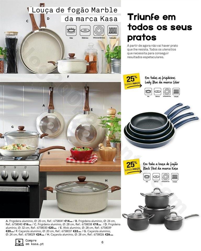 Antevisão Folheto CONTINENTE Casa promoções de