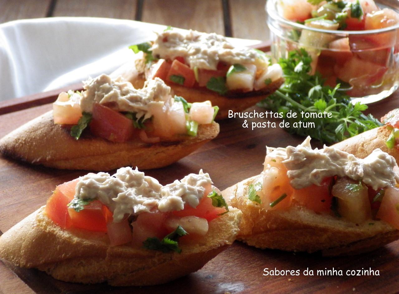 IMGP6329-Bruchettas com tomate & pasta de atum-Blo