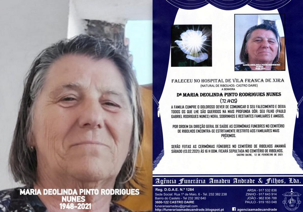 FOTO RIP DE MARIA DEOLINDA PINTO RODRIGUES NUNES-0