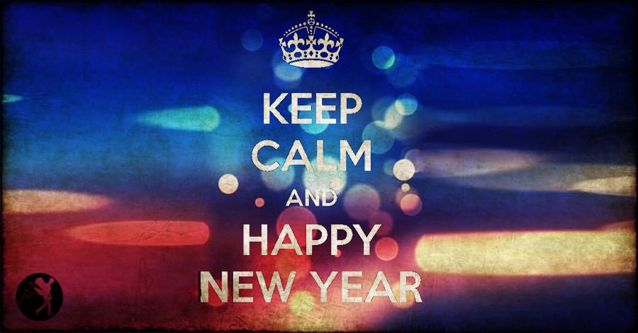Bom sucesso para todos no Novo Ano