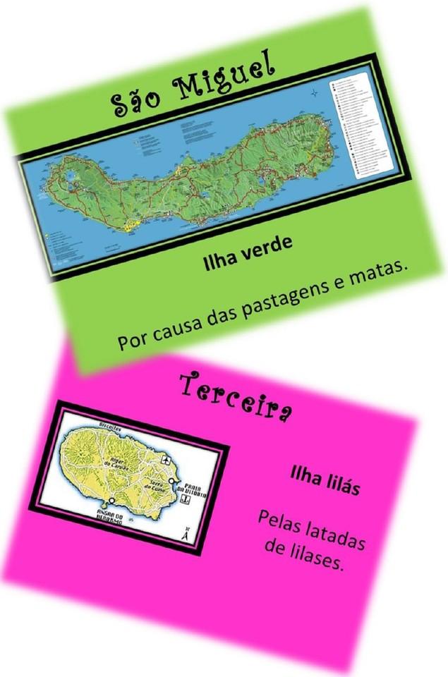 S. Miguel e Terceira