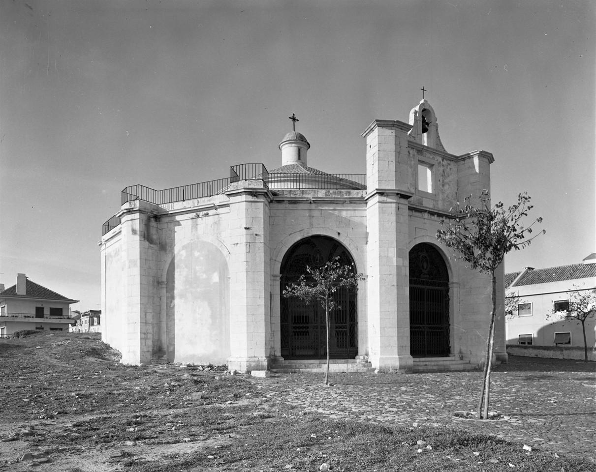 Ermida de Santo Amaro, 1959, foto de Armando Serô
