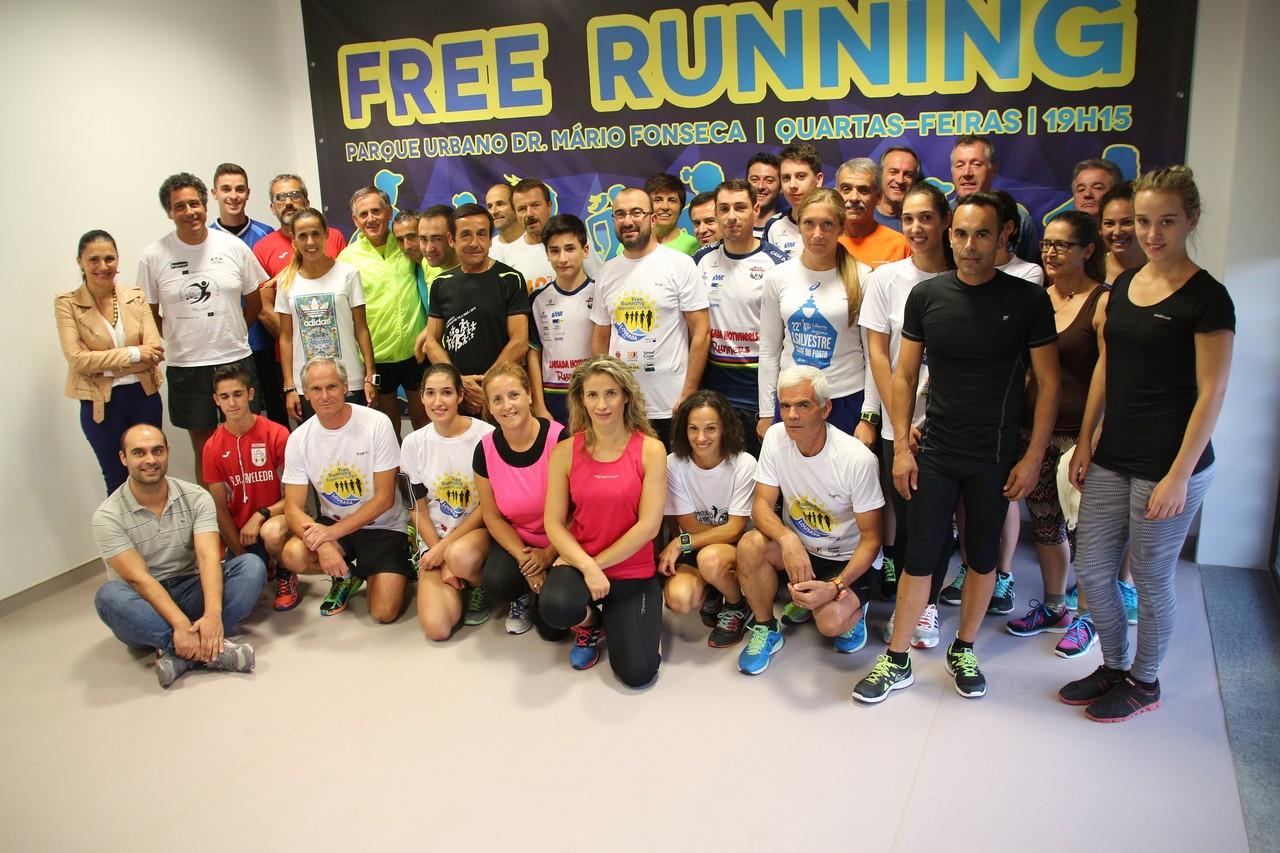 Free Running com Dulce Félix.JPG