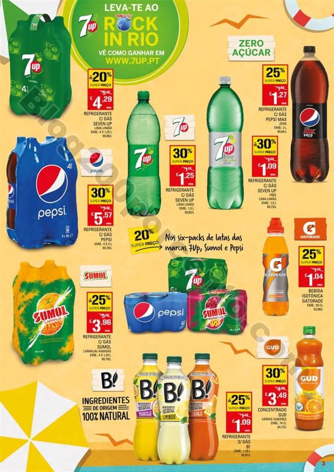 Antevisão Folheto CONTINENTE Bebidas de 15 a 27 m