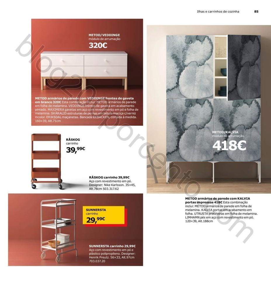 Antevisão Folheto IKEA Aberturas Loulé promoçõ