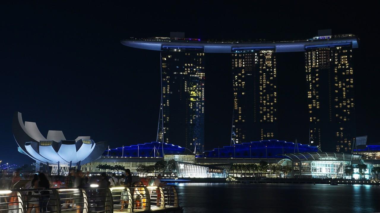 Singapura@pixabay