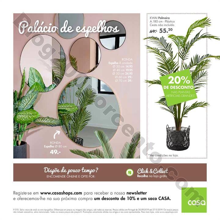 Antevisão Folheto CASA Promoções de 30 setembro
