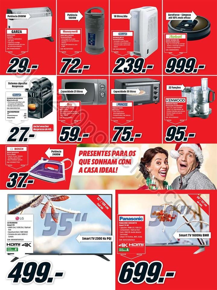Antevisão Folheto MEDIA MARKT Promoções de 8 a