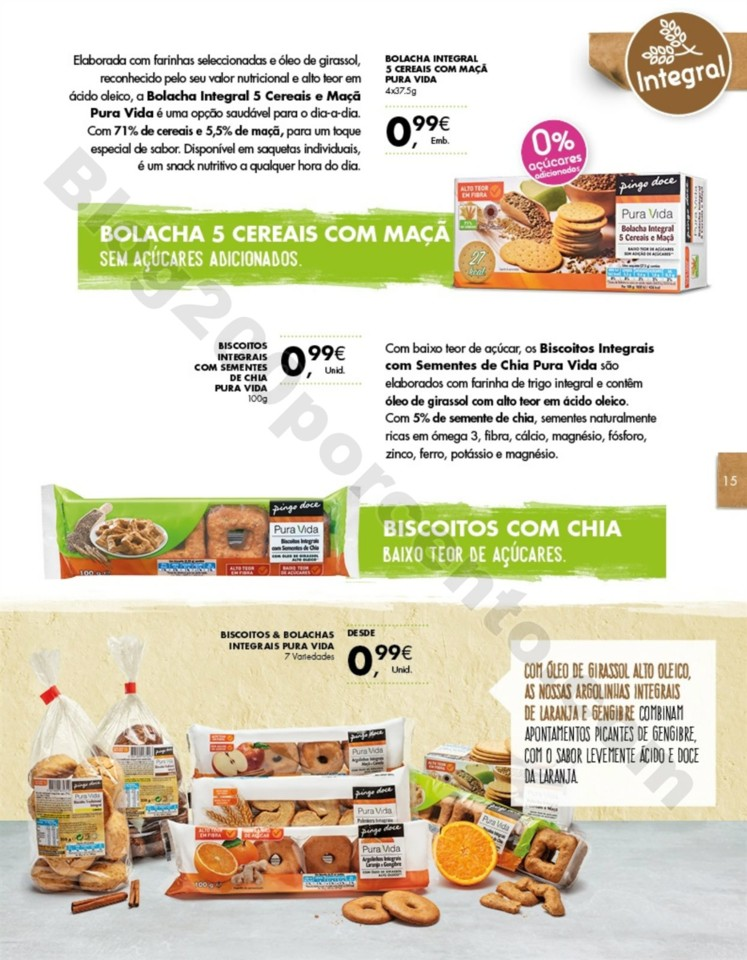 Antevisão Folheto PINGO DOCE Alimentação Equili