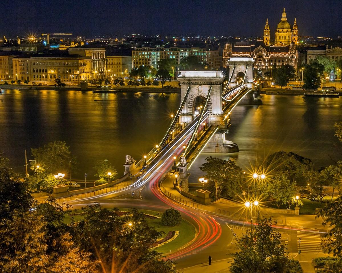 Budapeste, na Hungria
