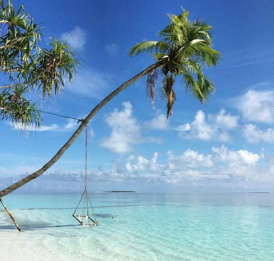 LUGARES ONDE EU NÃO ME IMPORTAVA NADA DE ATERRAR | Maldivas