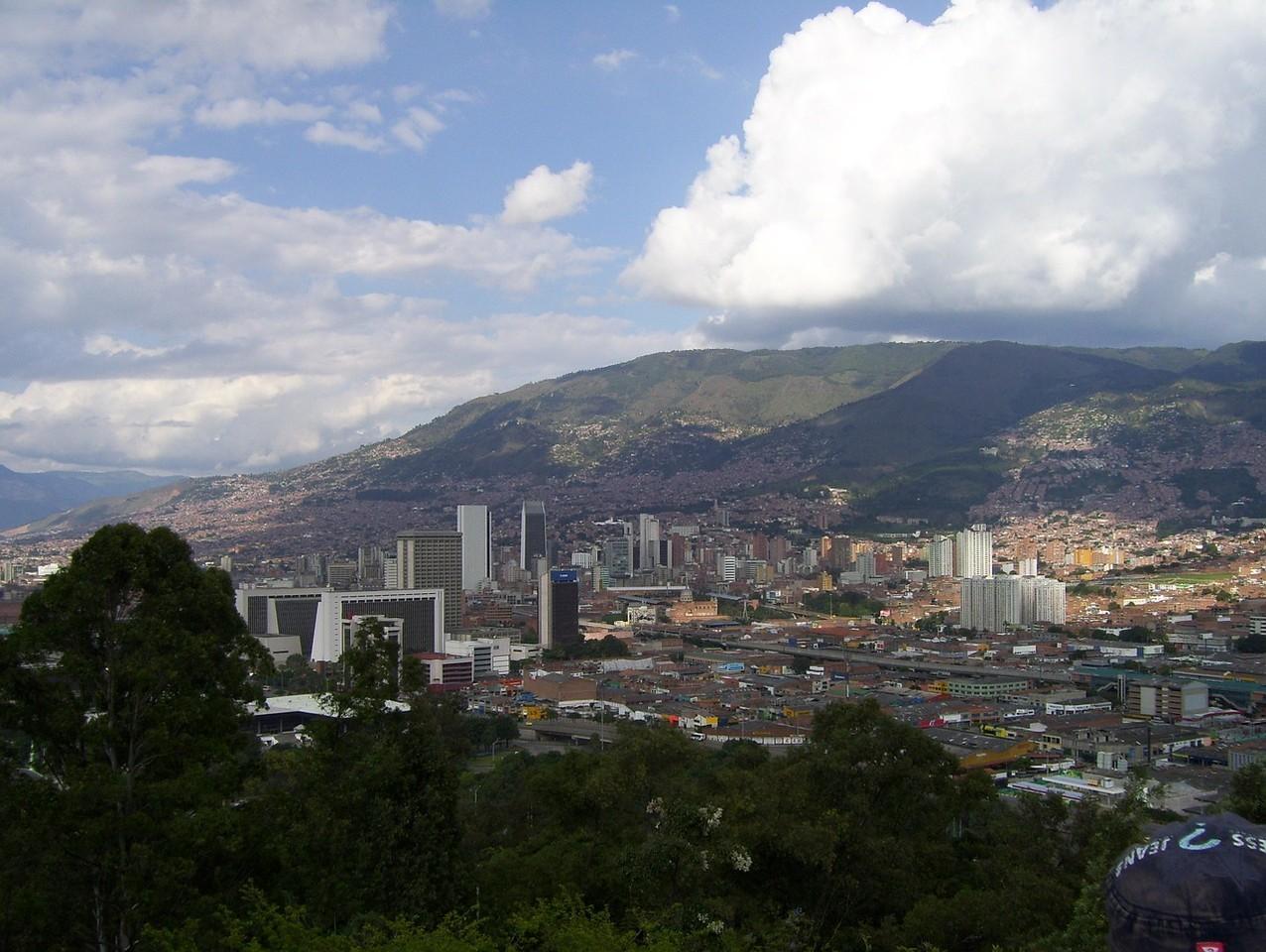 Medellín @pixabay